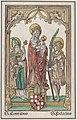 Jorg Breu I, The Virgin and Child with Saint Conrad and Saint Pelagius, 1504, NGA 160502.jpg