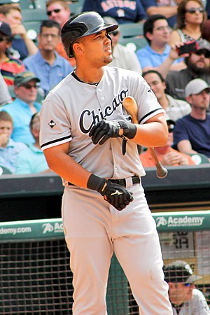 José Abreu (baseball) - Abreu with the White Sox in May 2014