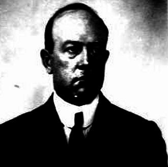 Joseph Rockwell Swan (coach) - Joseph R. Swan, 1921