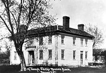 L'Histoire des MORMONS ...  ÉTUDE de ce mouvement. 220px-Joseph_Smith_Mansion_House