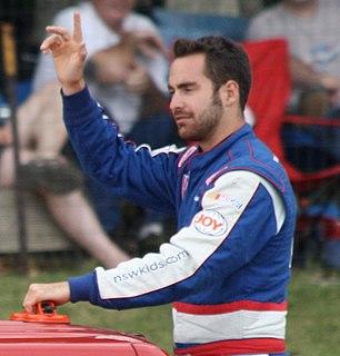 Josh Richards American racing driver