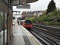 Jubilee Line 1996 stock approaching Dollis Hill.jpg