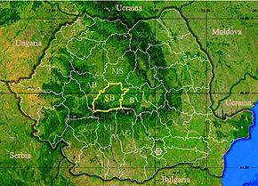 Județul Sibiu Wikipedia