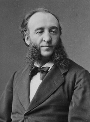 Opportunist Republicans - Prime Minister Jules Ferry, who resigned in 1885 after a political scandal.