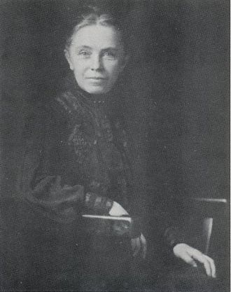 Julia Chester Emery - Founder of the United Thank Offering