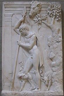 Adonis, l'amant d'Aphrodite. 220px-Julius_Troschel_Tod_des_Adonis_1840-50