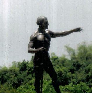 Jumacao Taíno Cacique (Chief) of Humacao, Puerto Rico