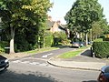 Junction of North Gate and The Circle, Harborne - geograph.org.uk - 972360.jpg