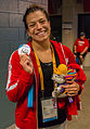 Justina Di Stasio at 2015 Pan Am Games.jpg