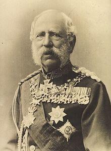 Porträtfoto König Albert von Sachsen (Quelle: Wikimedia)