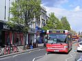 K3 bus, Surbiton Victoria Road. SN51 TAU of London United DPS 579 - Flickr - sludgegulper.jpg