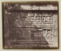 KITLV 40232 - Kassian Céphas - Relief on the first gallery of the Borobudur - Around 1888.tif