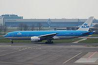 PH-BQK - B772 - KLM