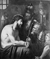 Kristi bespottelse