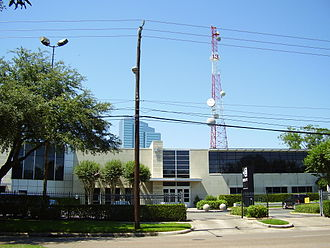 KTRK-TV - KTRK-TV's studios in the Upper Kirby district.