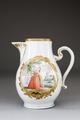 Kaffekanna i porslin, från 1770-talet - Hallwylska museet - 93870.tif