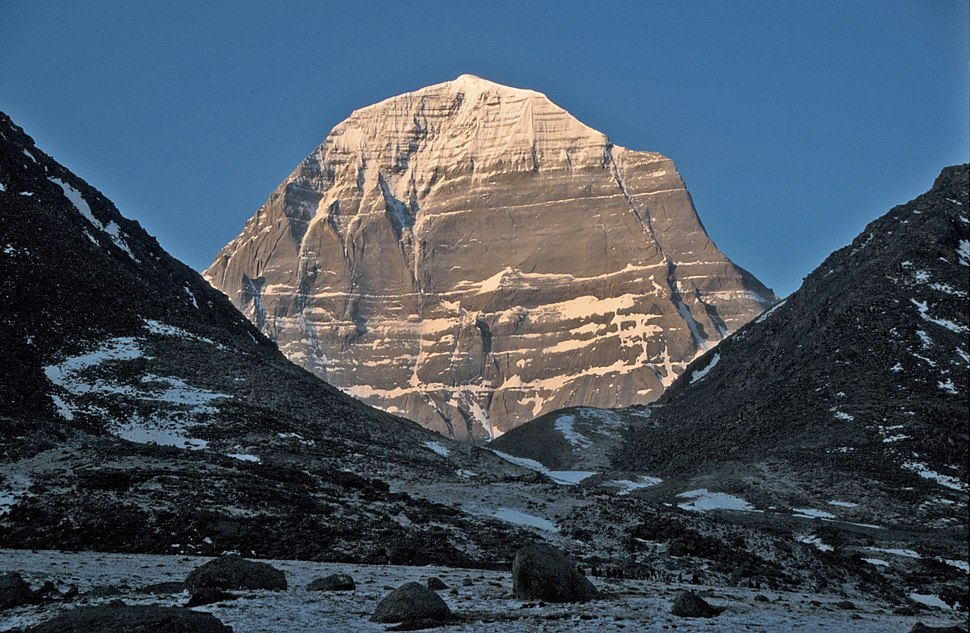 Kailash Tibet edited