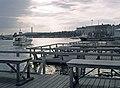 Kaivopuiston ranta, matonpesulaitureita - D733a - hkm.HKMS000005-0000128v.jpg