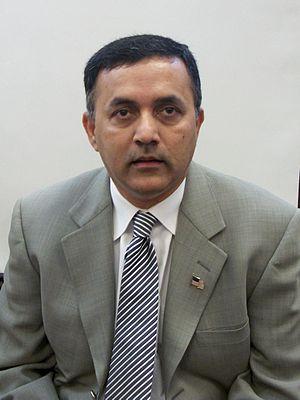 Kaleem Shah (entrepreneur) - Image: Kaleem Shah picture