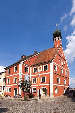 Kallmuenz Rathaus Marktplatz 1