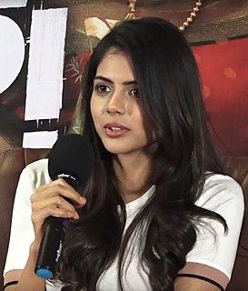 Kalyani Priyadarshan Indian actress