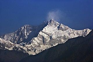 Kangchenjunga Third highest mountain in the world