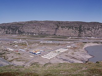 Transport in Greenland - Kangerlussuaq Airport