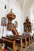 Kanzel in der Pfarrkirche 80367 in A-4322 Windhaag bei Perg.jpg