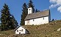Kapelle Sogn Sievi (Kapelle St. Eusebius) boven Breil-Brigels 01.jpg
