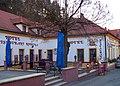 Karlštejn, hotel a restaurant Koruna.jpg