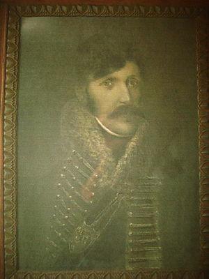 Karl Paul von Quosdanovich - Karlo Pavao baron Gvozdanović