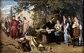 Karol Miller - Odwiedziny w Czarnolesie 1878.jpg