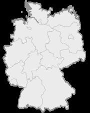 34-jähriger Balver wegen versuchten Totschlags in Untersuchungshaft auf der Karte von Deutschland