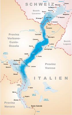 Lago Maggiore Karte Mit Orten.Lago Maggiore Reiseführer Auf Wikivoyage