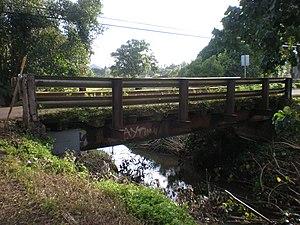 Pu'u'opae Bridge - The bridge in 2009