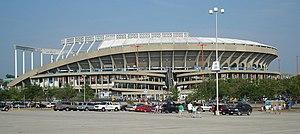 Truman Sports Complex - Kauffman Stadium