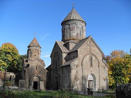 Kecharis, Two Churches.JPG