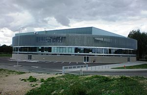 BC Nevėžis - BC Nevėžis moved to the newly built Kėdainiai Arena in 2013.