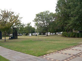 Kelly Ingram Park - Image: Kelly Ingram Park