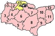 Distrikter