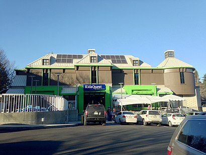 How to get to Kidsquest Children's Museum with public transit - About the place