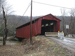 Kidwell Covered Bridge