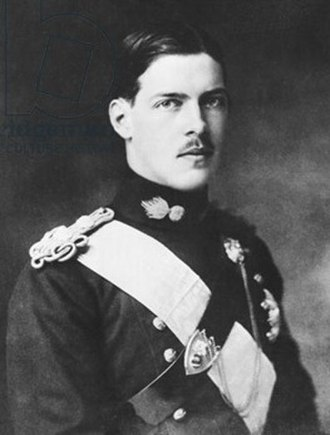 Alexander of Greece - Image: King Alexander of Greece