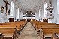 Kirche St. Georg und Michael, Augsburg. Kirchenraum.jpg