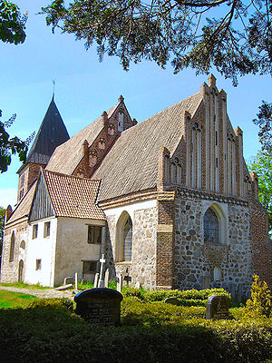 Glowe - St. Paul's Church, Bobbin