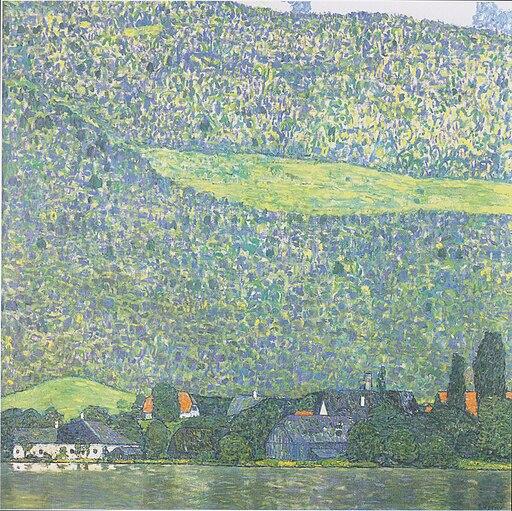 Klimt - Litzlberg am Attersee