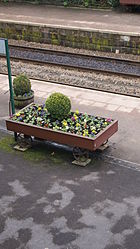 Knaresborough railway station (19th March 2013) 014.JPG