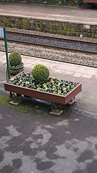 Knaresborough railway station (19th March 2013) 014.JPG