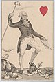 Knave (Robespierre from France) from Court Game of Geography MET DP862891.jpg