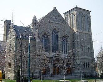 Knox Presbyterian Church (Toronto) - Image: Knox, Toronto